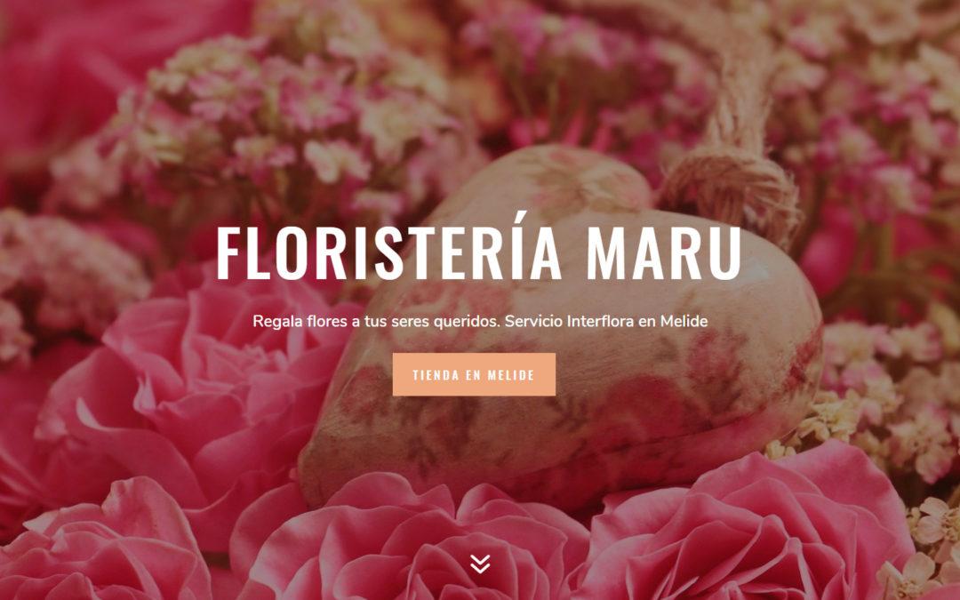 Floristería Maru Asetem