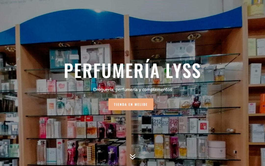 Perfumería Lyss